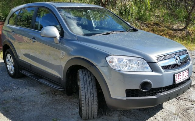 Used Holden Captiva SX, Stapylton, 2010 Holden Captiva SX Wagon