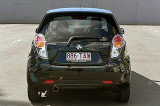 2010 Holden Barina Spark CD Hatchback.
