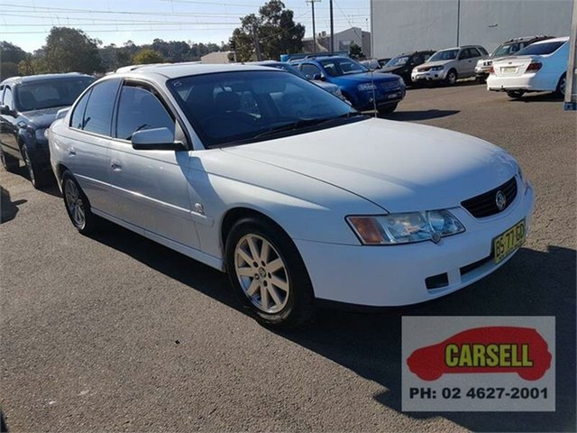Used Holden Commodore 25th Anniversary, Campbelltown, 2003 Holden Commodore 25th Anniversary Sedan