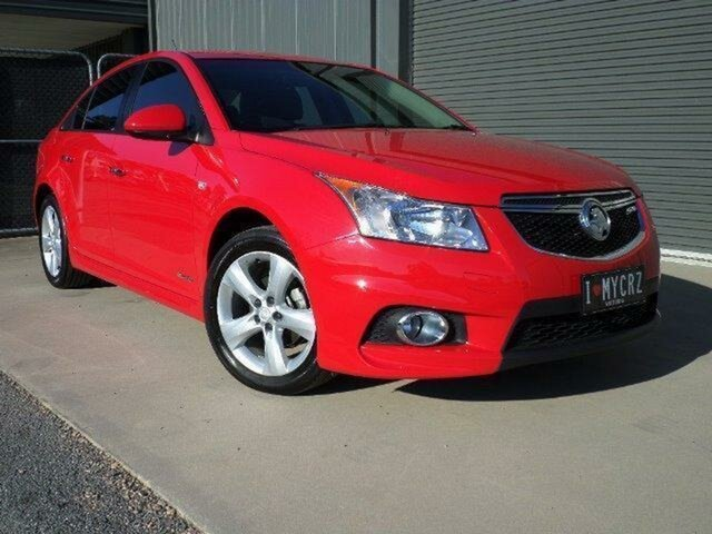 Used Holden Cruze SRi V, Wangaratta, 2011 Holden Cruze SRi V Sedan