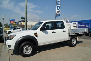 2010 Ford Ranger XL Cab Chassis.