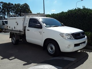 Used Toyota Hilux SR, Acacia Ridge, 2011 Toyota Hilux SR GGN15R MY12 Cab Chassis