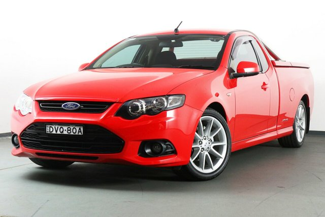 Used Ford Falcon XR6 Ute Super Cab, Southport, 2013 Ford Falcon XR6 Ute Super Cab Utility