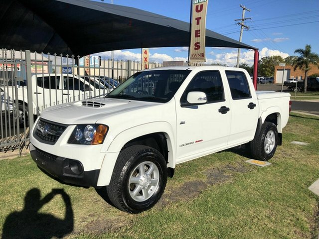 Used Holden Colorado LX-R (4x4), Toowoomba, 2011 Holden Colorado LX-R (4x4) Crew Cab Pickup