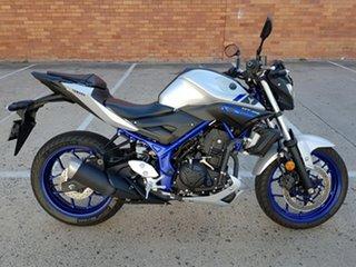 2016 Yamaha MT-03 (MT03LA) (abs) 300CC.