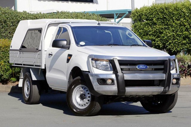 Discounted Used Ford Ranger XL, Acacia Ridge, 2013 Ford Ranger XL PX Cab Chassis