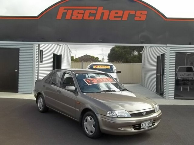 Used Ford Laser LXI, Murray Bridge, 2001 Ford Laser LXI Sedan