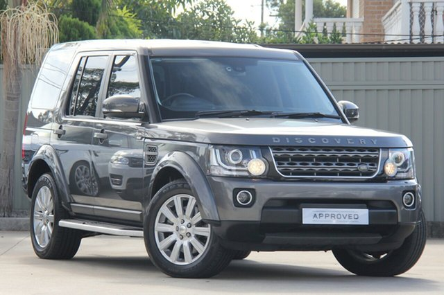 Land Rover Discovery 3.0 TDV6, Blakehurst, 2014 Land Rover Discovery 3.0 TDV6 Wagon