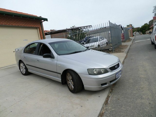 Used Ford Falcon SR XT, Mount Lawley, 2004 Ford Falcon SR XT Sedan