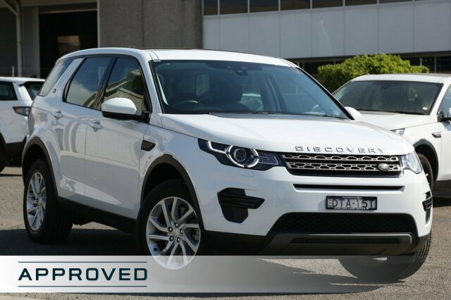 Discounted Demonstrator, Demo, Near New Land Rover Discovery Sport SD4 (177KW) SE 7 Seat, Concord, 2017 Land Rover Discovery Sport SD4 (177KW) SE 7 Seat Wagon