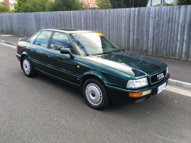 Used Audi 80 2.6E, North Hobart, 1995 Audi 80 2.6E Sedan