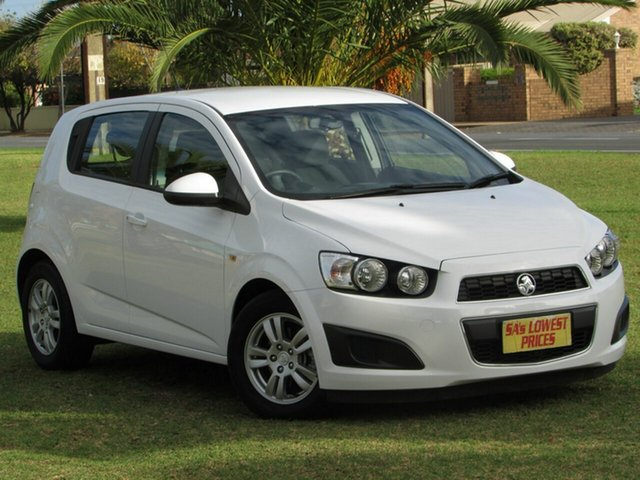 Used Holden Barina, 2012 Holden Barina Hatchback