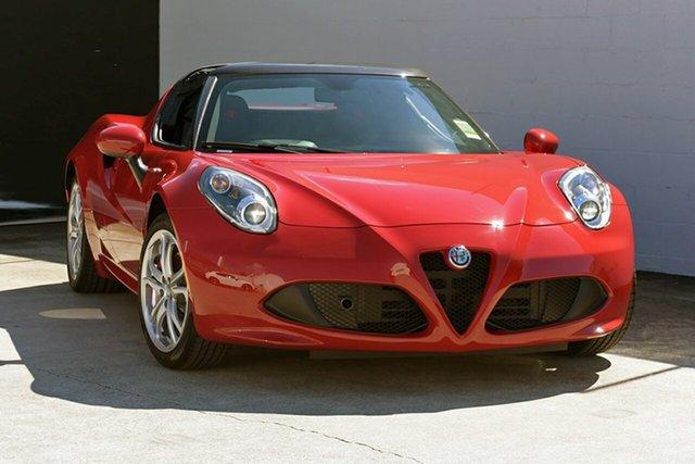New Alfa Romeo 4C Spider TCT, Southport, 2017 Alfa Romeo 4C Spider TCT Targa