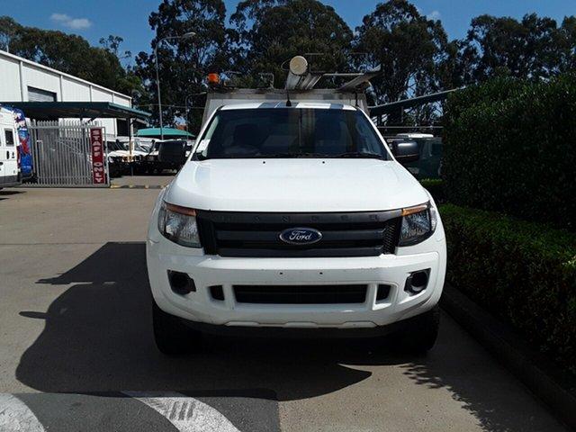 Used Ford Ranger XL 4x2 Hi-Rider, Acacia Ridge, 2012 Ford Ranger XL 4x2 Hi-Rider PX Cab Chassis