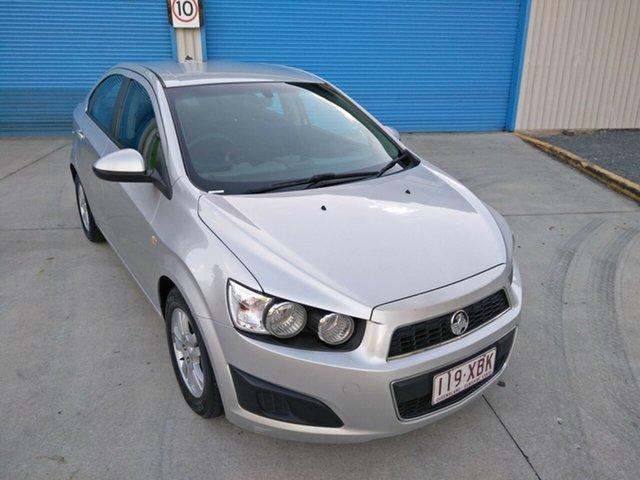 Used Holden Barina, Ashmore, 2012 Holden Barina Sedan