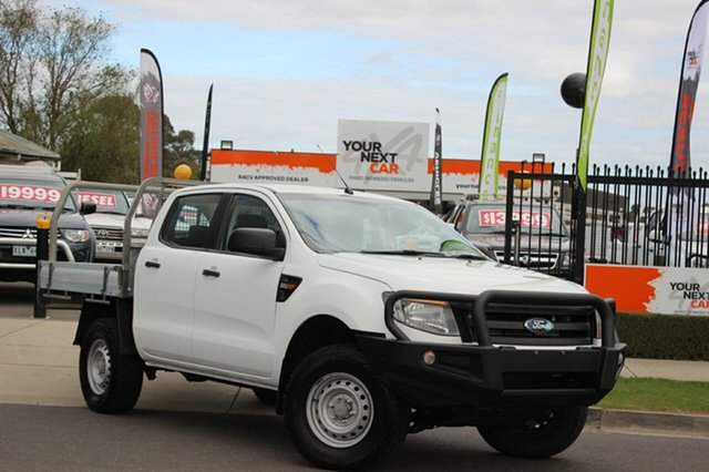 Used Ford Ranger XL Double Cab 4x2 Hi-Rider, Officer, 2012 Ford Ranger XL Double Cab 4x2 Hi-Rider Utility