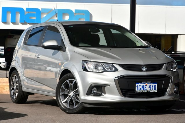 Used Holden Barina LS, Mandurah, 2017 Holden Barina LS Hatchback