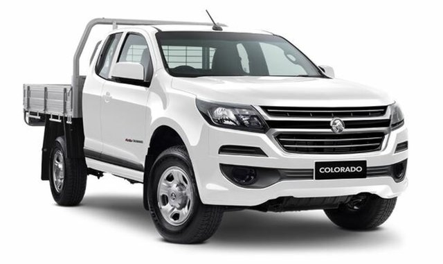 New Holden Colorado LS Space Cab, Atherton, 2018 Holden Colorado LS Space Cab Cab Chassis