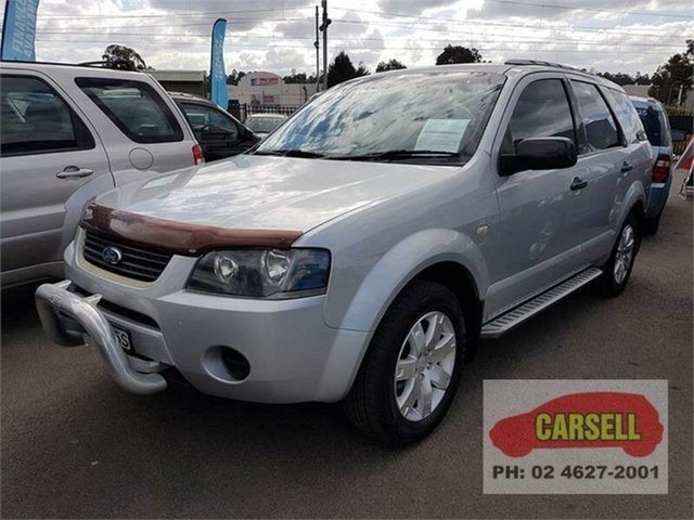 Used Ford Territory SR, Campbelltown, 2006 Ford Territory SR Wagon