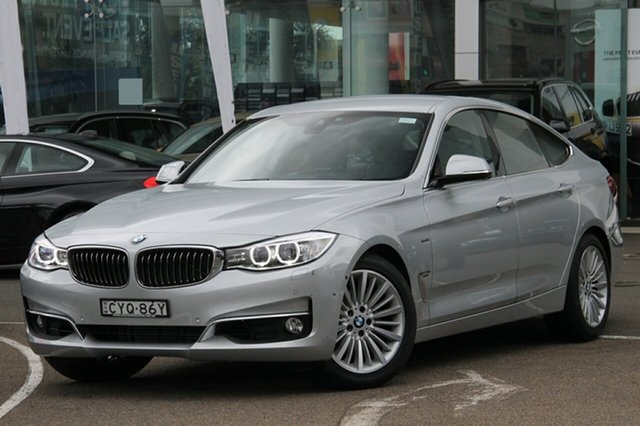Used BMW 320i Gran Turismo (Luxury), Brookvale, 2015 BMW 320i Gran Turismo (Luxury) Coupe