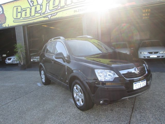 Used Holden Captiva, O'Connor, 2010 Holden Captiva Wagon