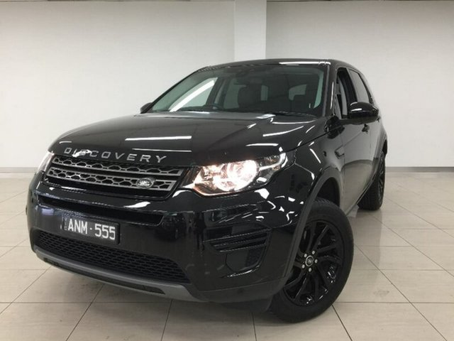 Used Land Rover Discovery Sport TD4 150 SE, Doncaster, 2016 Land Rover Discovery Sport TD4 150 SE Wagon