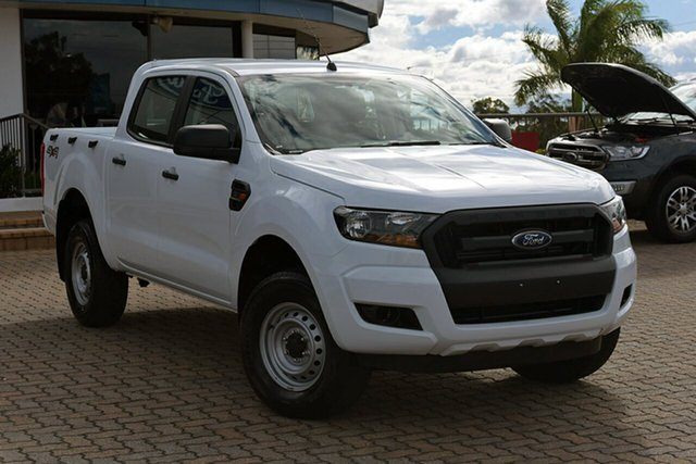 Discounted New Ford Ranger XL Double Cab, Southport, 2018 Ford Ranger XL Double Cab Utility