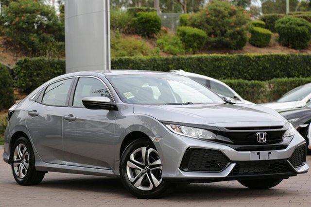 Discounted New Honda Civic VTi, Warwick Farm, 2018 Honda Civic VTi Hatchback