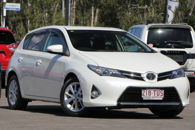 Used Toyota Corolla Ascent Sport S-CVT, Caloundra, 2014 Toyota Corolla Ascent Sport S-CVT Hatchback