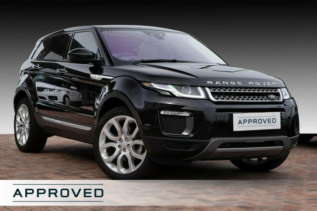 Used Land Rover Range Rover Evoque TD4 180 HSE, Osborne Park, 2016 Land Rover Range Rover Evoque TD4 180 HSE Wagon