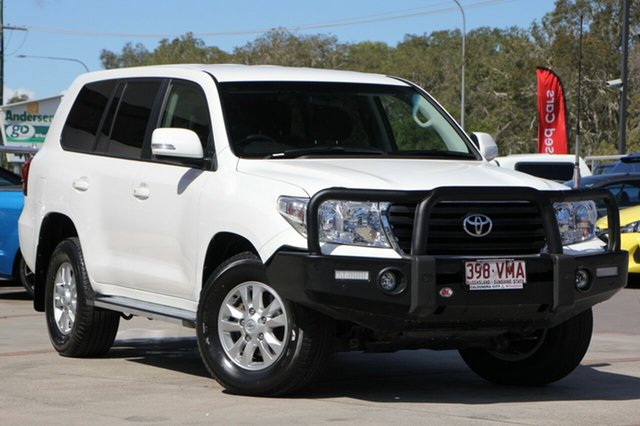 Used Toyota Landcruiser GXL, Caloundra, 2015 Toyota Landcruiser GXL Wagon