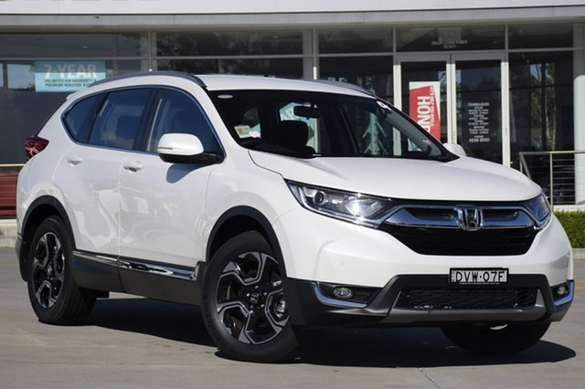 Discounted Demonstrator, Demo, Near New Honda CR-V VTi-S 4WD, Southport, 2017 Honda CR-V VTi-S 4WD SUV