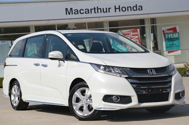 Discounted New Honda Odyssey VTi, Southport, 2018 Honda Odyssey VTi Wagon