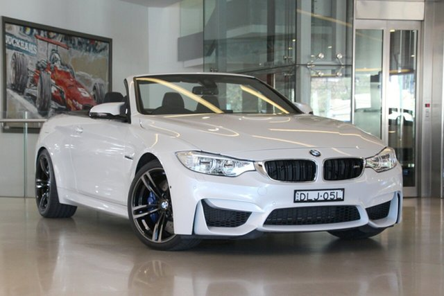 Used BMW M4 M-DCT, Waterloo, 2016 BMW M4 M-DCT Convertible