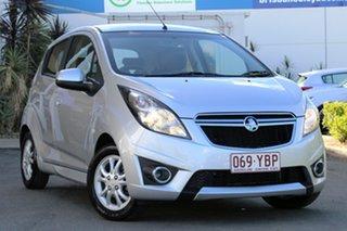 2013 Holden Barina Spark CD Hatchback.