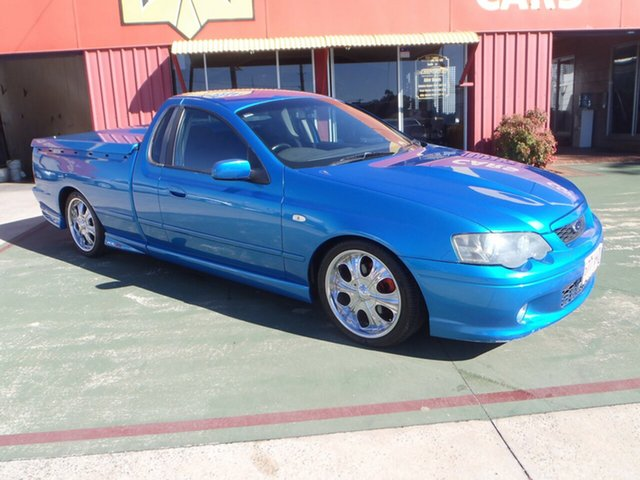 Used Ford Falcon XR8 Ute Super Cab, Toowoomba, 2003 Ford Falcon XR8 Ute Super Cab Utility