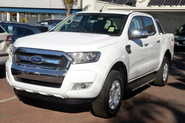 Demonstrator, Demo, Near New Ford Ranger XLT Double Cab, Reynella, 2018 Ford Ranger XLT Double Cab Utility