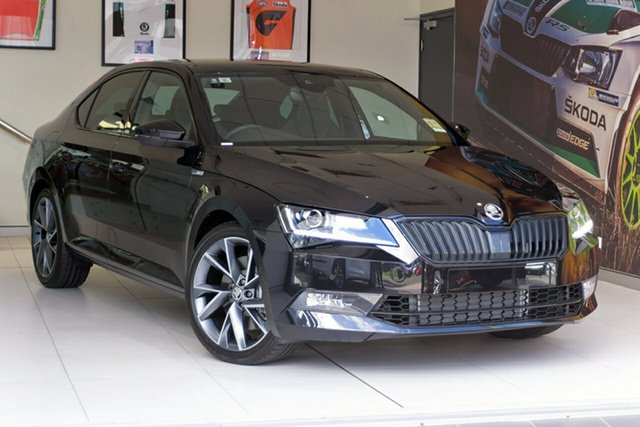 Demonstrator, Demo, Near New Skoda Superb Elegance DSG 118TSI, Southport, 2015 Skoda Superb Elegance DSG 118TSI Sedan