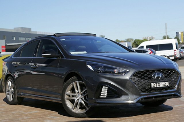 Discounted Demonstrator, Demo, Near New Hyundai Sonata Premium, Southport, 2017 Hyundai Sonata Premium Sedan