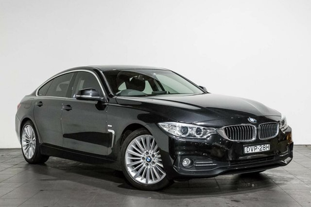 Used BMW 420d Luxury Line Gran Coupe, Rozelle, 2015 BMW 420d Luxury Line Gran Coupe Hatchback
