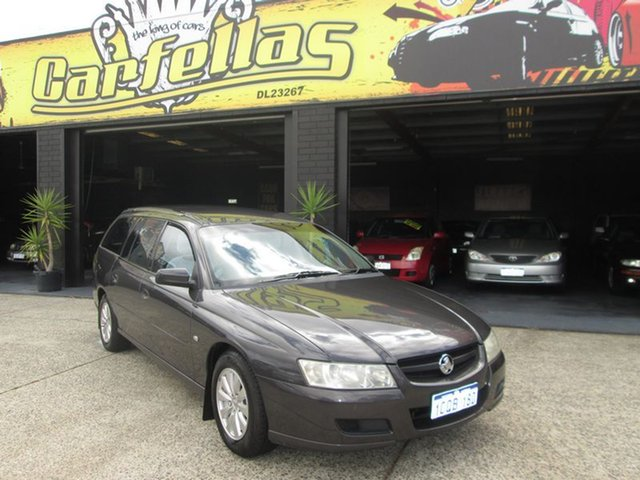Used Holden Commodore Acclaim, O'Connor, 2007 Holden Commodore Acclaim Wagon