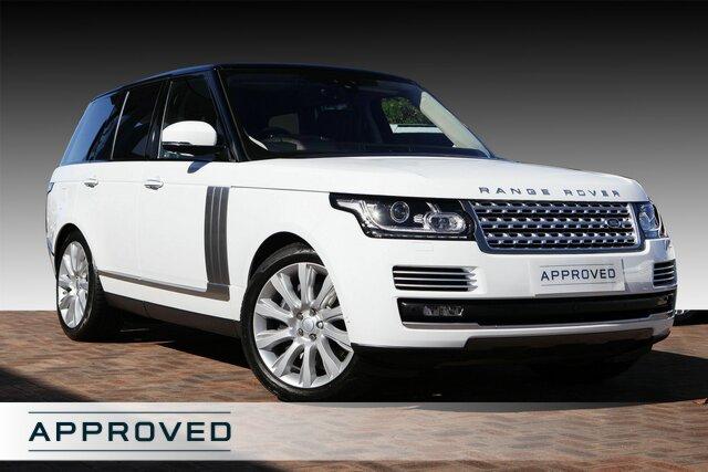 Used Land Rover Range Rover SDV8 Vogue SE, Osborne Park, 2017 Land Rover Range Rover SDV8 Vogue SE Wagon