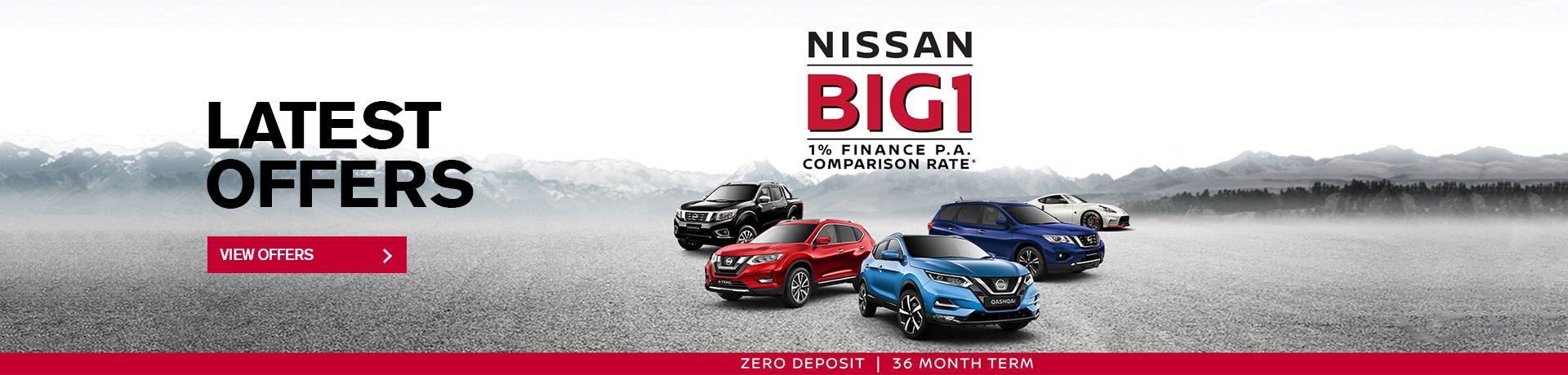 Nissan Big 1