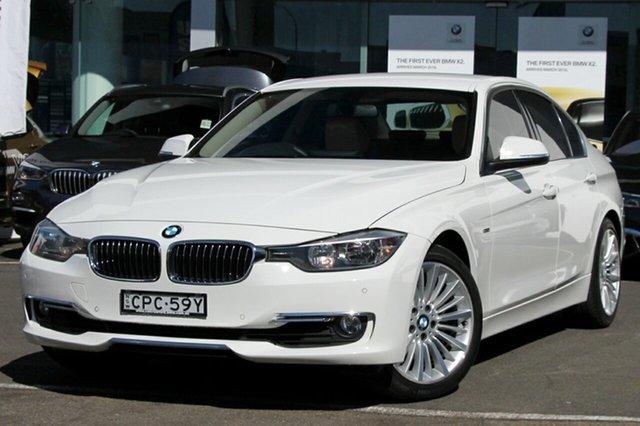 Used BMW 328I Luxury Line, Brookvale, 2013 BMW 328I Luxury Line Sedan