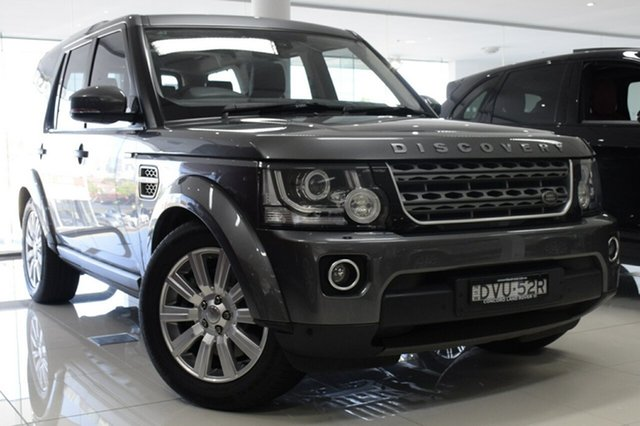 Used Land Rover Discovery 3.0 TDV6, Concord, 2014 Land Rover Discovery 3.0 TDV6 Wagon