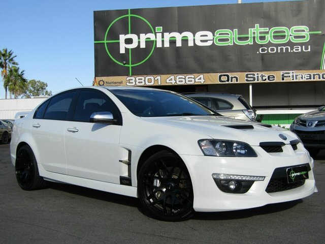 Used Holden Special Vehicles Clubsport GXP, Loganholme, 2010 Holden Special Vehicles Clubsport GXP Sedan