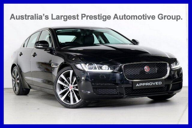 Used Jaguar XE 20D Prestige, Alexandria, 2017 Jaguar XE 20D Prestige Sedan