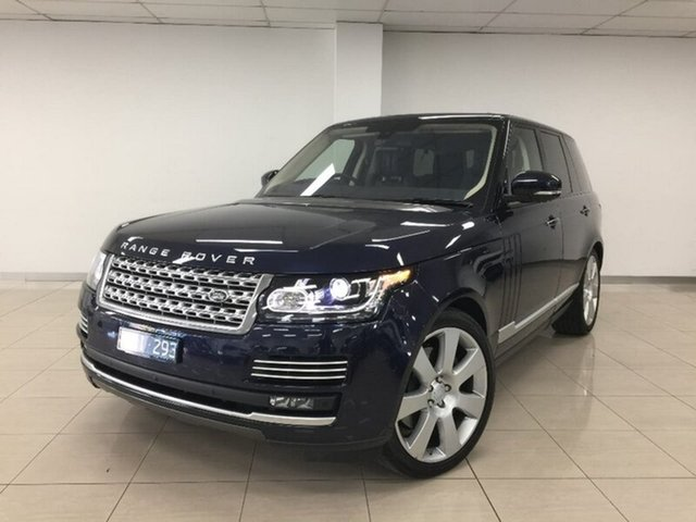 Used Land Rover Range Rover V8SC Autobiography, Doncaster, 2016 Land Rover Range Rover V8SC Autobiography Wagon