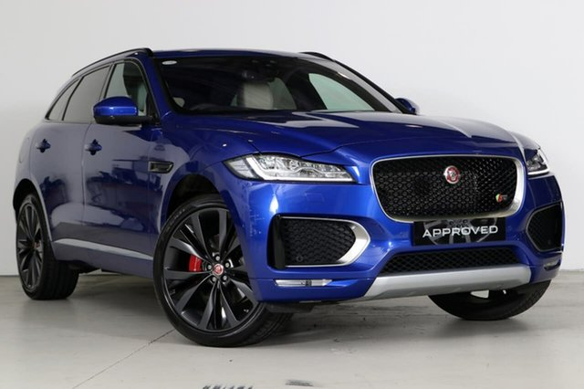 Used Jaguar F-PACE 30d AWD First Edition, Alexandria, 2016 Jaguar F-PACE 30d AWD First Edition Wagon