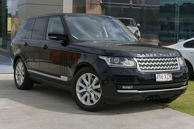 Used Land Rover Range Rover SDV8 Vogue, Springwood, 2014 Land Rover Range Rover SDV8 Vogue Wagon